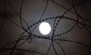 Латвия завершила строительство забора с колючей проволокой на границе с Россией