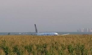Чудо под Раменским: аварийный A321 с пассажирами сел в поле