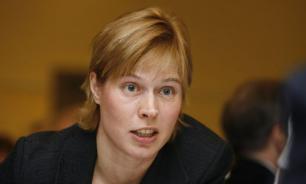 У Эстонии закончились деньги, Кальюлайд едет в Москву