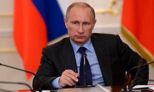 Путин проведет в Крыму заседание Совбеза