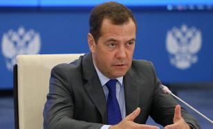 """Медведев: цель государства - """"сближать доходы"""" селян и горожан"""