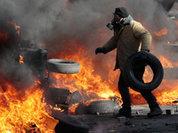 Экономика РФ в дыму горящих шин