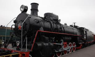 В России стартует проект исторических паровозов