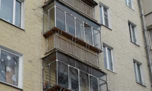 Жительница Ижевска вывешивала сына с балкона 14-го этажа за отказ убрать игрушки