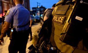 Стрелок в Филадельфии сдался полиции