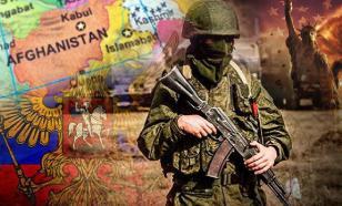 Трамп считает, что России придется вступить в битву в Афганистане
