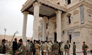 """Пальмиру полностью освободили от террористов """"Исламского государства"""""""