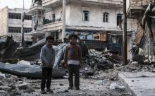 Animal Trump, или Лицемерный вой о сирийских детях
