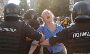 На протест вышли дети тех, кого власть обманула с пенсионной реформой