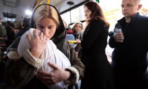 """""""Ожившие"""" жертвы голодомора расскажут о себе в киевских автобусах"""