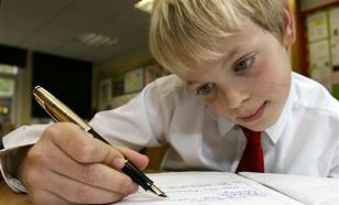Школьникам ЛНР привезли из России форму и учебники