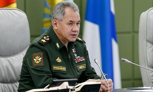 Шойгу отчитал военных в день крушения Су-25