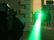 Непутевые лазеры атакуют лайнеры