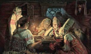 Святки: гадания, черти и церковные традиции