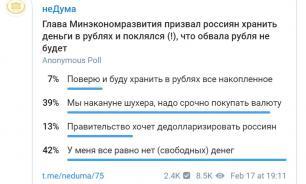 """""""Мы накануне шухера?"""": власть призвала россиян снова поверить в рубль"""