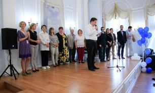 Хорошо учить, успешно воспитывать: в Москве открылся лицей нового типа