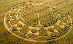 Круги на поле в Тольятти сделаны землянином - уфологи