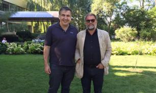 И ты, Брут? Борис Гребенщиков навестил Саакашвили в Одессе