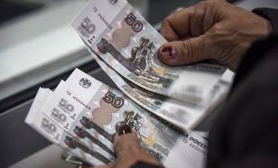 Россияне назвали выгодным для экономики высокий курс рубля