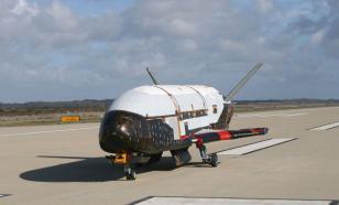 Видео приземления секретного беспилотника показали ВВС США