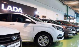 В Европе перестали скупать российские авто