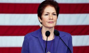 Посол США на Украине покинула свой пост