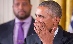 Обама помог МИД России посмеяться над собой