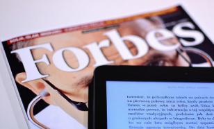 Журнал Forbes составил рейтинг российских миллиардеров с наибольшими доходами