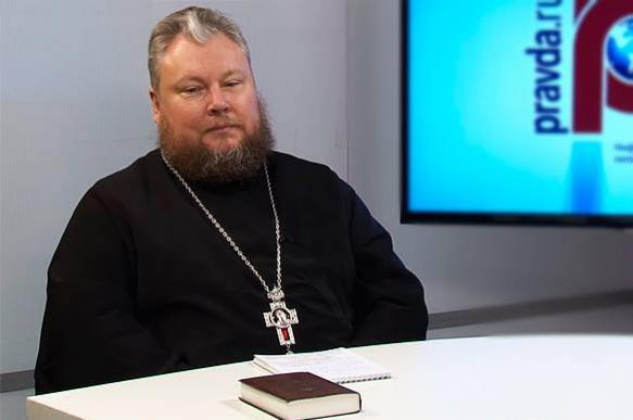 Новый раскол православия: будем с Богом - надежда есть