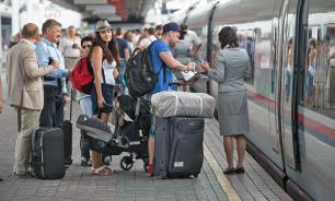 В РЖД возмущены: иностранные фанаты ЧМ-2018 разворовали поезда