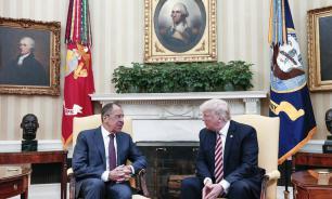 Белый дом ограничил доступ к стенограмме разговора Трампа и Лаврова