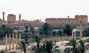 Сирия: Памятники Пальмиры восстанут из пепла