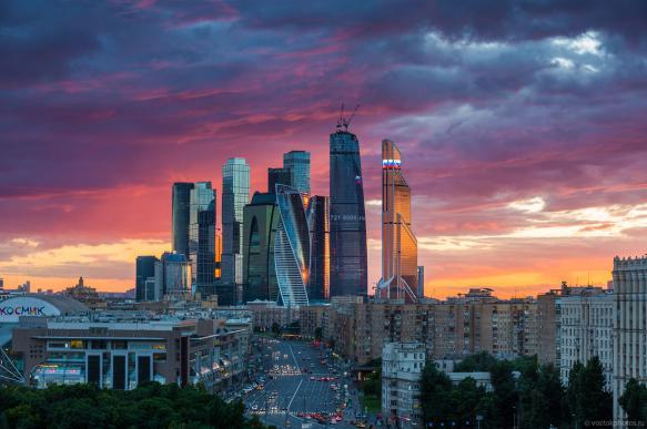 СМИ: экономики крупных городов России отстают от Москвы на 100 лет