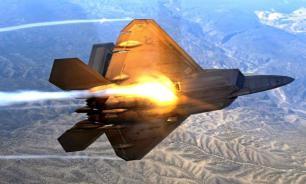 F-22 готовятся уничтожить русские С-300 и погибнуть