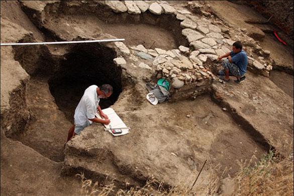 Археологи нашли в Крыму золотые суперартефакты