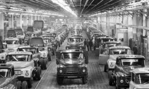 Первый советский лимузин был деревянным и не скрипел