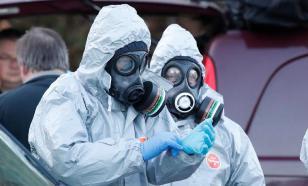 Работники варшавского аэропорта пострадали из-за утечки химиката