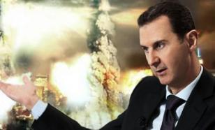 ПВО Сирии сбили несколько вражеских целей в небе над Дамаском