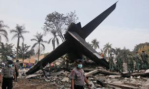Эвакуация тел с места крушения ATR 42-300 вновь отложена