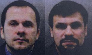 Британские СМИ генерируют все новые версии про Петрова и Боширова