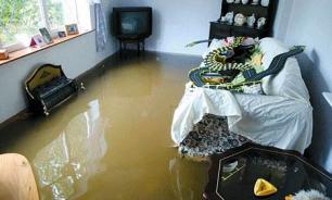 Как действовать при затоплении квартиры?