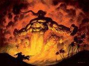 Джинны – сказочные существа из огня