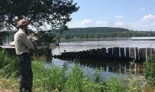 В МЧС заявили о снижении числа подтопленных домов в Иркутской области