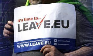 Brexit дорого обойдется Великобритании