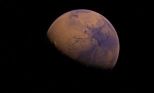 Марсоход NASA нашел следы глины на Марсе