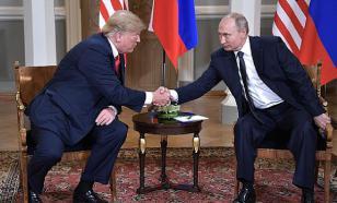 Трамп заявил, что хотел бы встретиться с Путиным еще раз