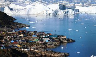 1 августа этого года в Гренландии растаяло 12,5 млрд тонн льда