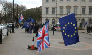 """Лондон заявил об """"определенном прогрессе"""" в переговорах с ЕС по Brexit"""