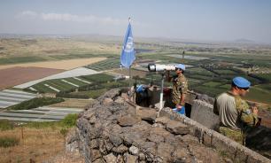 Ситуация с Голанскими высотами подтвердила бессилие ООН