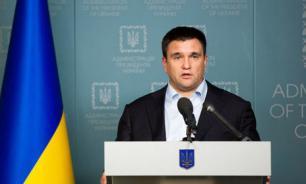 Депутат Рады: Климкин позорит дипломатию Украины